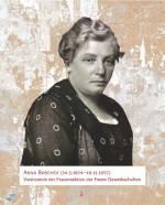 Abreissblatt: Anna Boschek