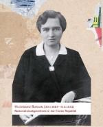 Abreissblatt: Hildegard Burjan